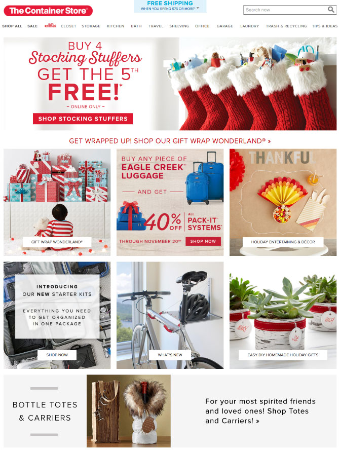 container-store-holiday