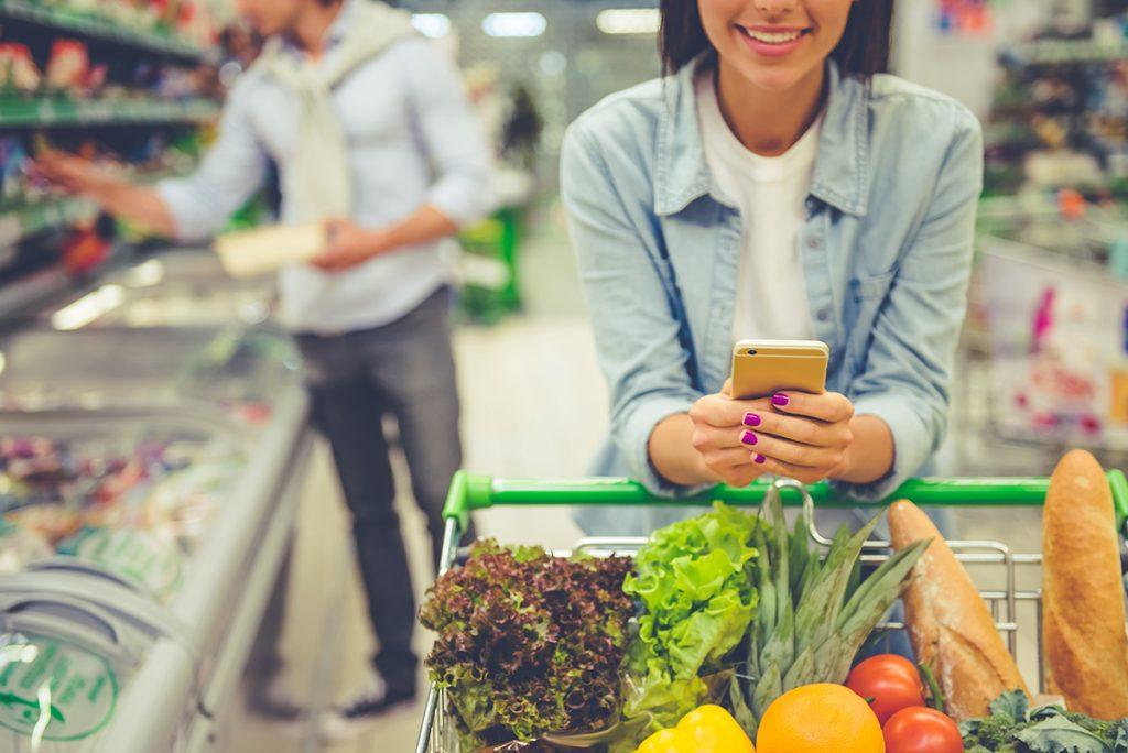 Супермаркеты повышенной комфортности