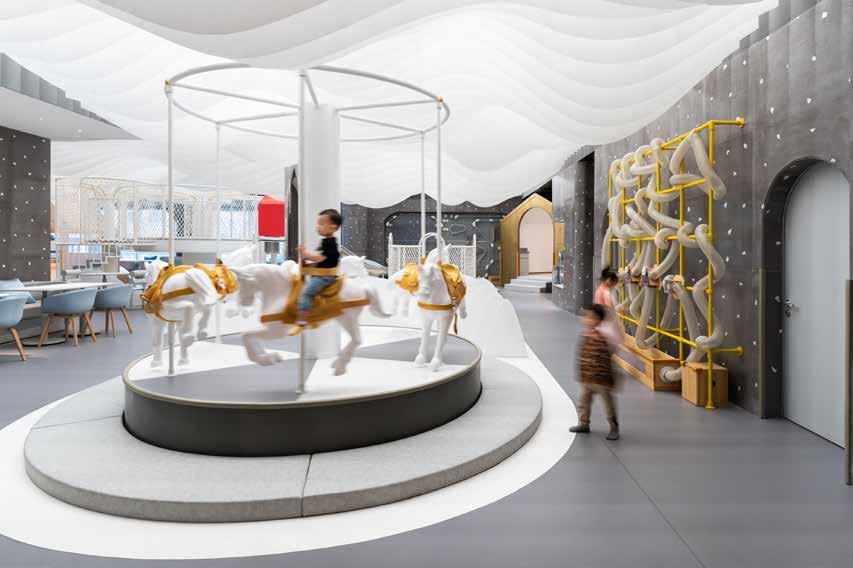 Торговые помещения для нового поколения